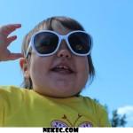 Zoe in Sunglasses