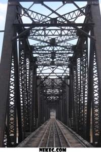 The Prince Albert Train Bridge