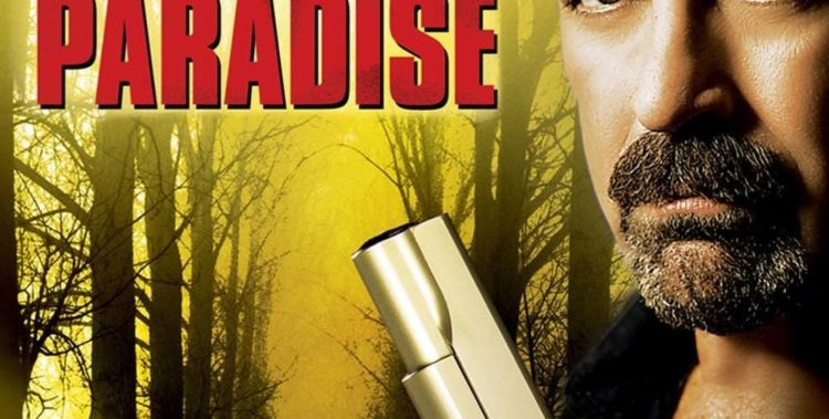 "Poster for the movie ""Jesse Stone: Death in Paradise"""